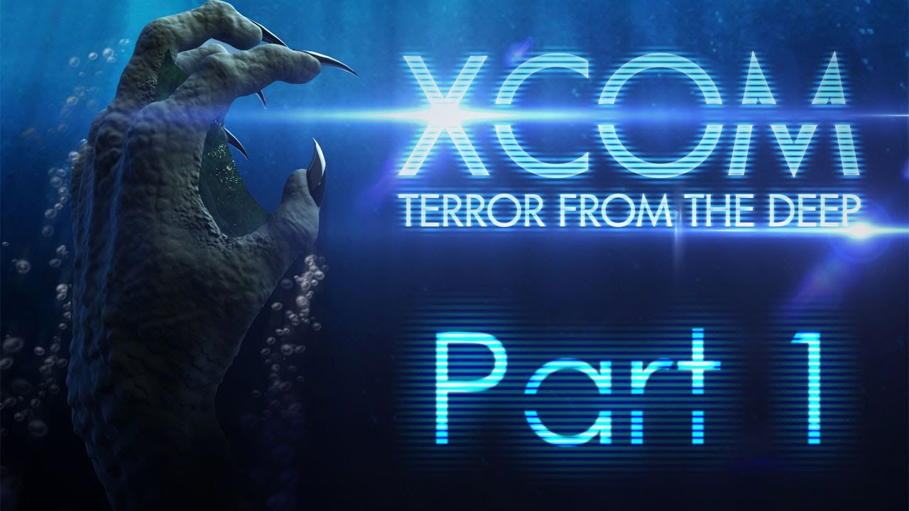 Let S Play X Com Terror From The Deep Episode 1 Base