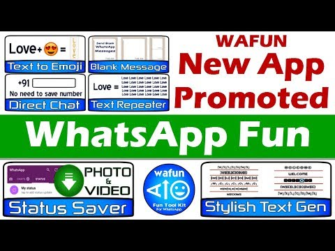 Wafun Tool Kit For Whatsapp Business Whatsapp And