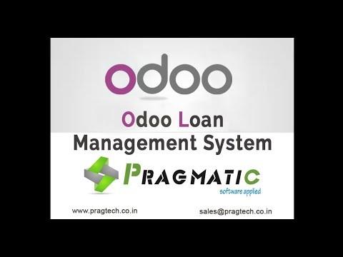 Odoo Loan Management System
