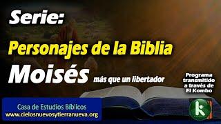 Moisés más que un libertador