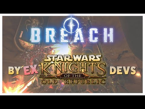 Breach Preview - New Game from Ex Bioware...