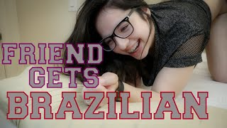 Baixar My First BRAZILIAN WAX | Waxing our Friend | FUNNY