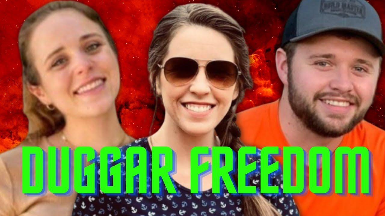 "Exclusive:Jill & Jinger Duggar Have Broken Free, Jessa STUCK, Jason  ""Waking Up"" from Dad's Control"