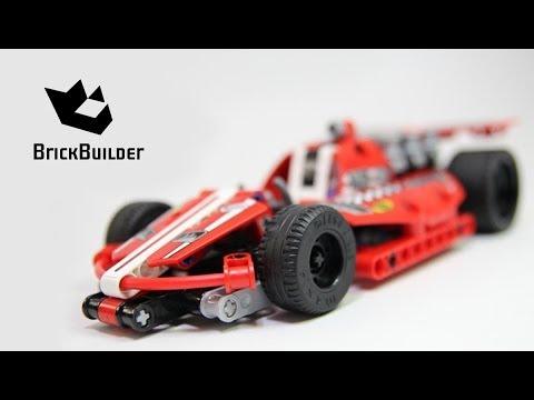 lego technic 42011 race car build review youtube. Black Bedroom Furniture Sets. Home Design Ideas