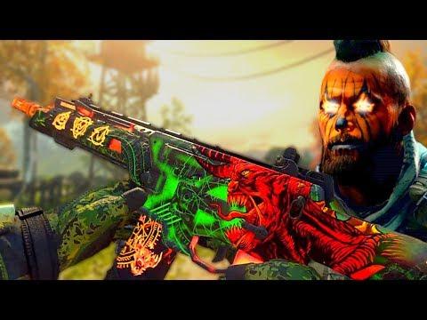 Black Ops 4: NEW Blackmarket & Halloween Event!
