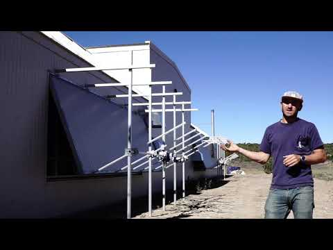 Tour Ceres with Josh   Modular Commercial HighYield Hemp Greenhouse