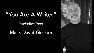 """""""You Are a Writer"""" - A Guided Meditation for Writers"""