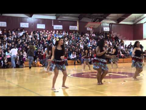 Laguna Creek Highschool Multicultural Assembly 2014