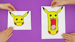 Funny Things You Should Try To Do At Home EASY CRAFTS FOR FAMILY AND FUN