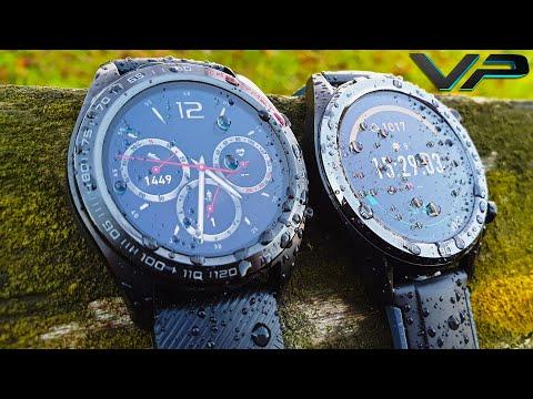 Huawei Watch GT Vs Honor Watch Magic: £100 Each Comparison