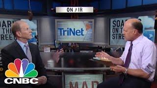 TriNet CEO Burton Goldfield | Mad Money | CNBC