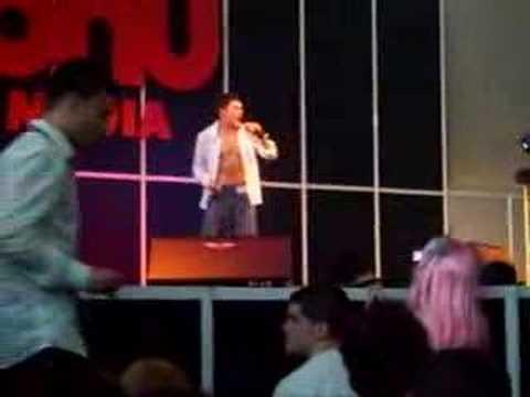 Karaoke Saló Barna 2007