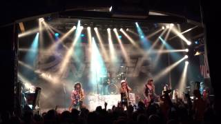 Steel Panther Death to All But Metal House of Blues West Hollywood Aug 03 2015