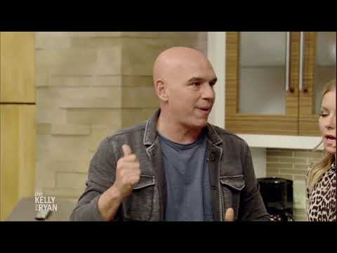 Chef Michael Symon with Side Dish Hacks