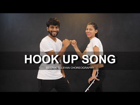 Hook Up Song - Dance Cover  Tiger Shroff & Alia  Neha Kakkar  Deepak Tulsyan Choreography