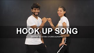 Hook Up Song - Dance Cover | Tiger Shroff & Alia | Neha Kakkar | Deepak Tulsyan Choreography
