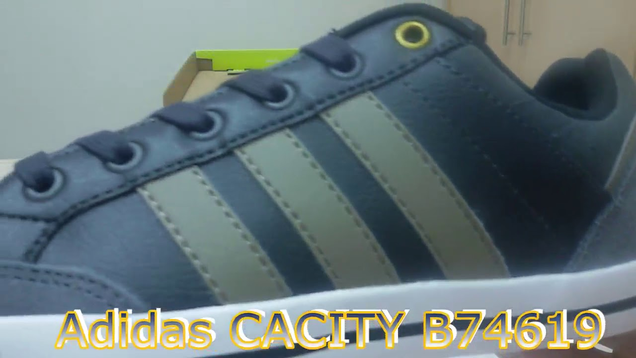 tout neuf a24a6 b14bc Unboxing Review sneakers Adidas CACITY B74619