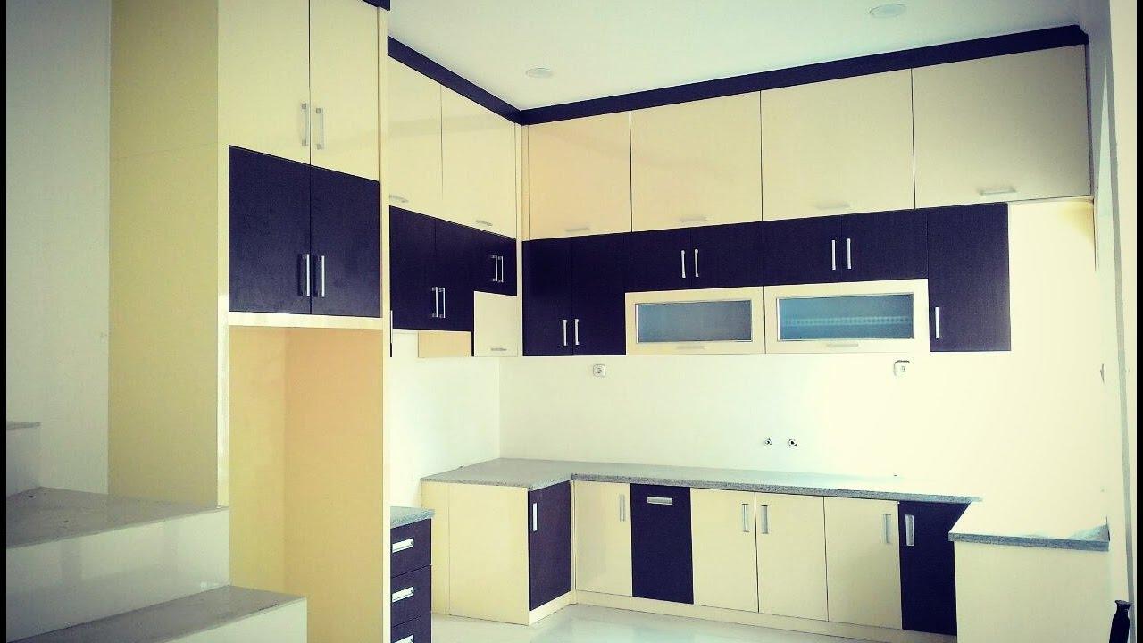 Lemari Dapur Kitchen Set Samarinda Tenggarong 082155209902