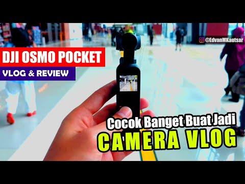 Serunya Rekam Video Pake DJI OSMO POCKET   GIMBAL TERKECIL SEDUNIA!