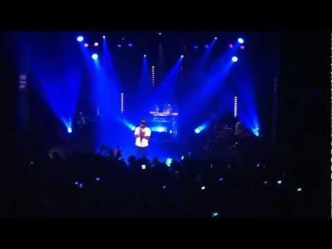 YOUSSOUPHA - Esperance de vie HD ( ENTIER live bordeaux 14/04/2012 )