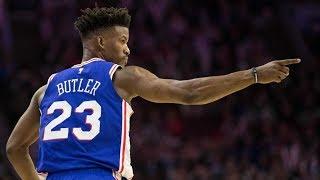 Jimmy Butler Gets Revenge Wins By 42 vs T-Wolves! 2018-19 NBA Season