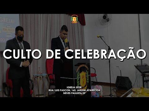 Culto de Celebração - 12/06/2021