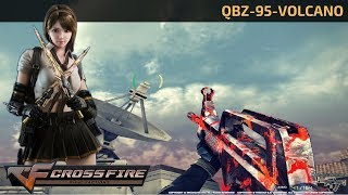 CrossFire Vietnam - QBZ-95-Volcano