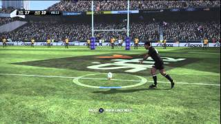 Rugby Challenge All Blacks vs Wallabies HD