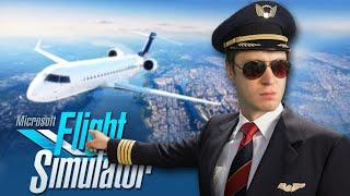 ВЫШЛА Microsoft Flight Simulator 2020!  ВСЯ ПЛАНЕТА НА УЛЬТРАХ!