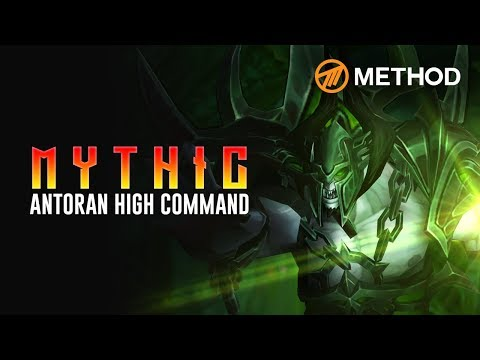 Method VS Antoran High Command - Mythic Antorus the Burning Throne