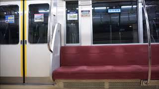 【走行音車内撮影】GTOインバーター制御 京王8000系 デハ8212 京王高尾線 山田→北野
