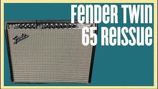 Fender Twin 65 Reissue Tube Amp - Marty Music Gear Thursday
