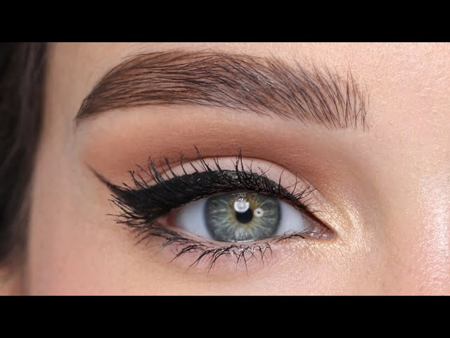 HOW TO: CLASSIC EYELINER | Hindash