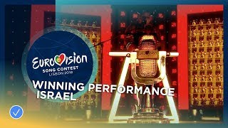 WINNING PERFORMANCE - Netta - Toy - Israel - 2018 Eurovision Song Contest