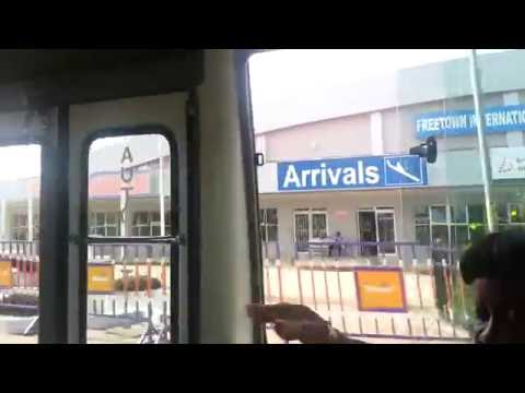 Freetown International Airport, Lungi
