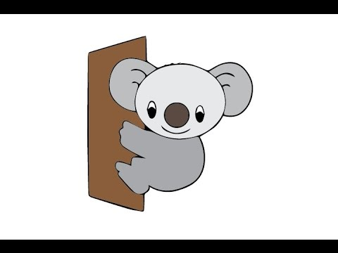 DD Koala (Kawaii) by amis0129 | Koala illustration, Cute ... |Cute Baby Koala Leg Drawing