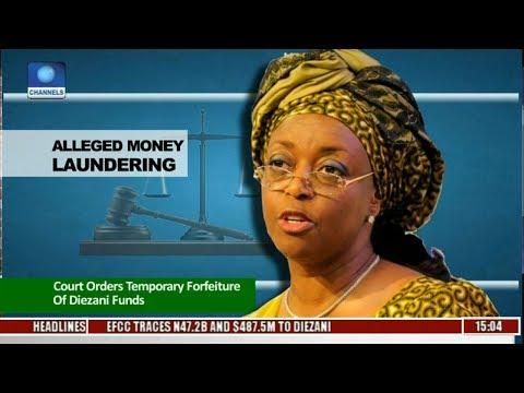 News Across Nigeria: EFCC Traces N47.2B And $487.5M To Diezani