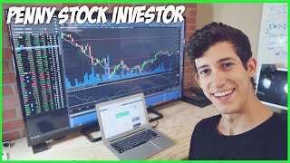 How To Day Trade For Beginners | Penny Stock Investor 2017