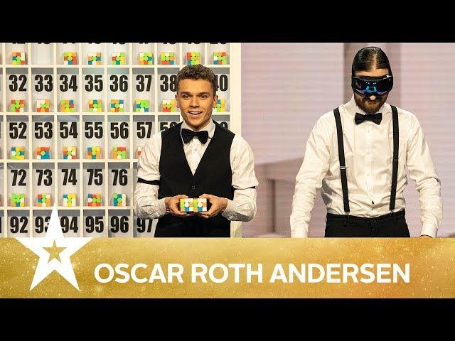 Oscar Roth Andersen | Danmark har talent 2019 | Finalen