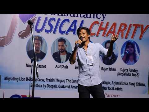 KALE DAI - Live Performance By Nischal Basnet | Nepali Movie Song | Parva | 2 Dui Rupiya Promotion