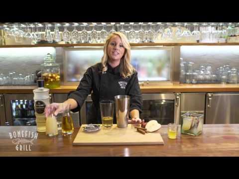 Recipe For Bonefish Grill's Fresh Apple Martini