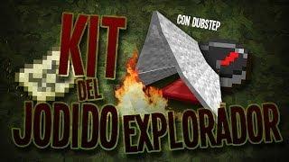 KIT DEL JODIDO EXPLORADOR - Campamento ultra épico