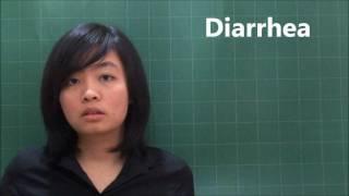 Diarrhea=Tiêu Chảy