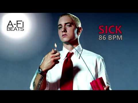 Sick  Funny Eminem Style Beat
