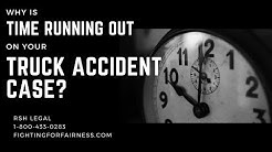 Why is Time Running Out on Your Iowa Semi-Truck Accident Case?