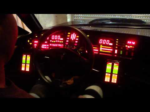 Mein Knight Rider K I T T  Replika Comlink mit Android 4 2 und  Spracherkennung - www myKITT de