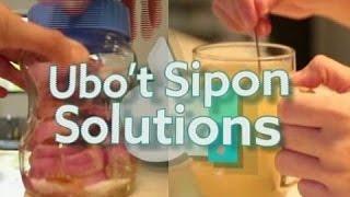 Good News: Ubo't Sipon Solutions!