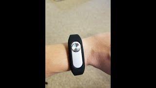 Tsumbay 8GB Digital Voice Recorder Wristband