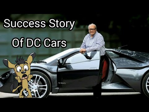 How Dilip Chhabria became India's top car designer from a commerce graduate    Dc Success Story