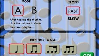 The Rhythm Trainer - Exercício